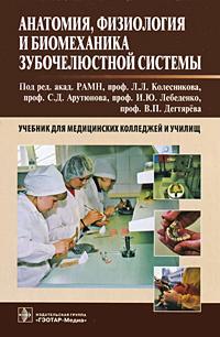 Анатомия, физиология и биомеханика зубочелюстной системы  #1