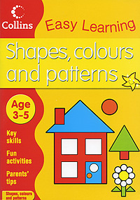 Shapes, Colours and Patterns | Cornwell Carol #1