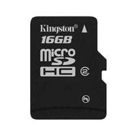 Kingston microSDHC Class 2, 16GB #1