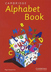Cambridge Alphabet Book   Gasparova Olga #1