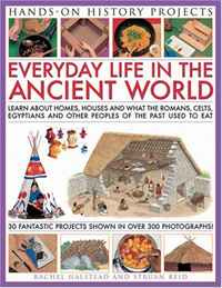 Hands-on History Projects: Home Life: Learn About Houses, Homes and What People Ate in the Past, with #1