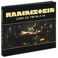 Audio CD Rammstein. Liebe Ist Fur Alle Da #1