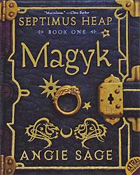 Septimus Heap: Book One: Magyk | Сэйдж Энджи #1