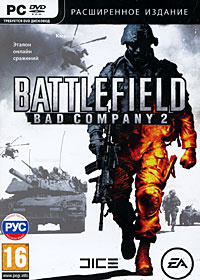 Игра Battlefield: Bad Company (PC, Русская версия) #1