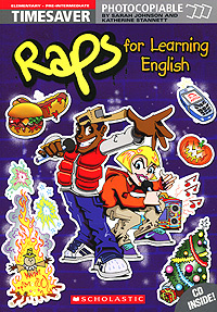 Raps for Learning English (+ CD-ROM) #1