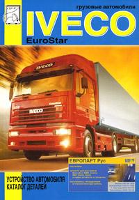 Грузовые автомобили. Iveco EuroStar. Устройство автомобиля. Каталог деталей  #1