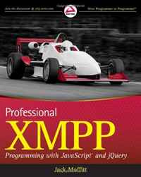 Professional XMPP Programming with JavaScript and jQuery (Wrox Programmer to Programmer) #1