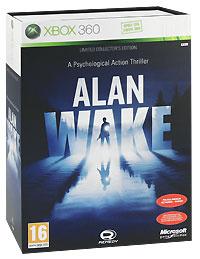 Игра Alan Wake (XBox360 #1