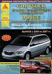 Chrysler Voyager / Dodge Caravan. Руководство по эксплуатации, ремонту и техническому обслуживанию  #1