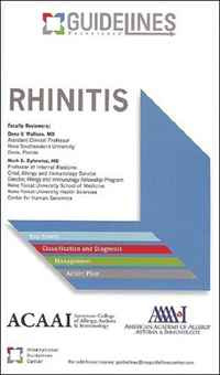 Rhinitis GUIDELINES Pocketcard: American College of Allergy, Asthma & Immunology #1