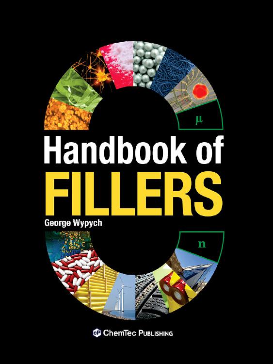 Handbook of Fillers, 3e, #1