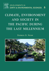 Climate, Environment, and Society in the Pacific during the Last Millennium,6 #1