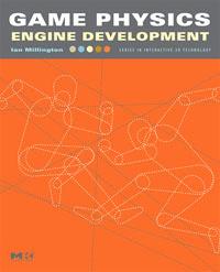 Game Physics Engine Development, #1