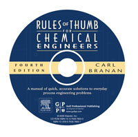 Rules of Thumb for Chemical Engineers Interactive CD, #1