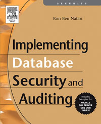 Implementing Database Security and Auditing, #1
