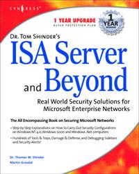 Dr Tom Shinder's ISA Server and Beyond, #1