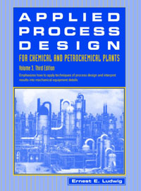 Applied Process Design for Chemical and Petrochemical Plants: Volume 3, #1