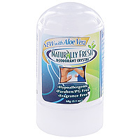 Дезодорант-мини натуральный кристаллический, без запаха, для мужчин и женщин, 60 г  #1