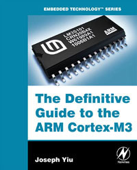 The Definitive Guide to the ARM Cortex-M3, #1