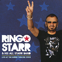 Ringo Starr & His All Starr Band. Live At The Greek Theatre 2008 #1
