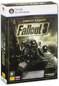 Игра Fallout 3 GOTY (PC, Русская версия) #1
