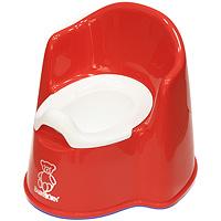 """Горшок-кресло """"BabyBjorn"""", цвет: красный #1"""