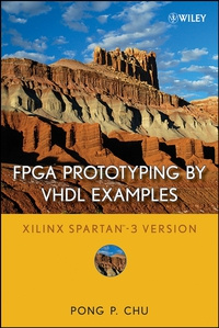 FPGA Prototyping by VHDL Examples #1