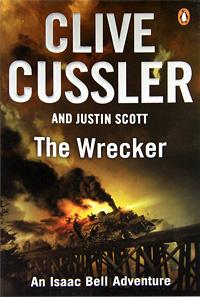 The Wrecker | Касслер Клайв, Скотт Джастин #1