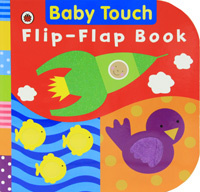 Baby Touch: Flip-Flap Book #1