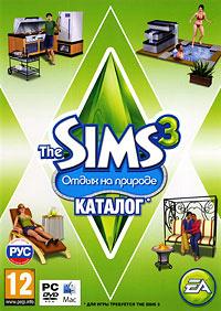 Игра The Sims 3: Каталог - Отдых на природе (WIN MAC), Русская версия  #1