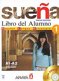 Suena 1: Libro del Alumno (+ CD-ROM)   de la Cruz Nuria Perez, Sacristan Maria Luisa Gomez #1