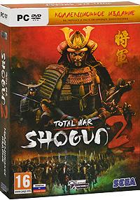 Total War: Shogun 2 Коллекционное издание #1
