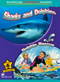 Sharks and Dolphins: Dolphin Rescue: Level 6 | Shaw Donna #1