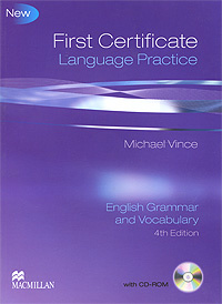 First Certificate Language Practice: Without Key: English Grammar and Vocabulary (+ CD-ROM) | Vince Michael #1