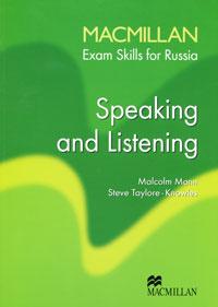 Speaking and Listening | Манн Малколм, Тейлор-Ноулз Стив #1