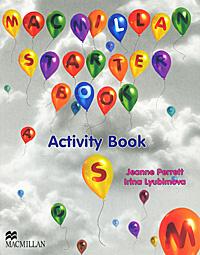 Macmillan Starter Book: Activity Book | Перретт Жанн, Любимова Ирина Игоревна  #1