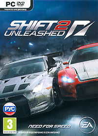 Need For Speed Shift 2 Unleashed (DVD-BOX) |PC #1