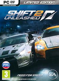Игра Need For Speed Shift 2 Unleashed (PC, Английская версия) #1