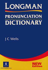 Longman Pronunciation Dictionary   Wells J. C. #1