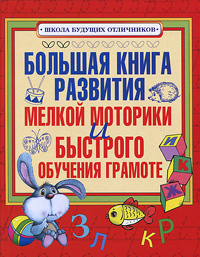 Большая книга развития мелкой моторики и быстрого обучения грамоте | Соколов Геннадий Валентинович  #1