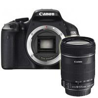 Canon EOS 600D Kit 18-135 IS цифровая зеркальная фотокамера #1