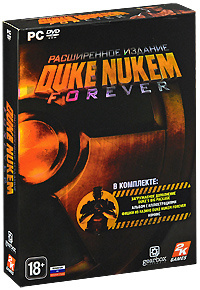 Игра Duke Nukem Forever (PC, Русская версия) #1
