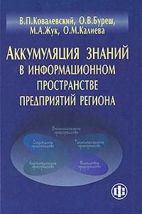 Аккумуляция знаний в информационном пространстве предприятий региона  #1
