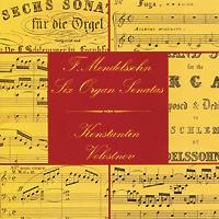 Konstantin Volostnov. Mendelsssohn. Six Organ Sonatas #1