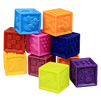 B.Dot Кубики мягкие One Two Squeeze #1