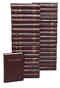 В. И. Ленин. Сочинения в 35 томах (комплект)   Ленин Владимир Ильич  #1