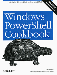 Windows PowerShell Cookbook #1