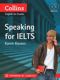Collins: English for Exams: Speaking for IELTS (+ 2 CD-ROM) | Kovacs Karen #1