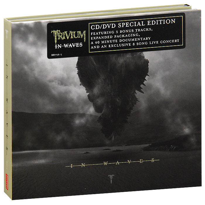 Trivium. In Waves. Special Edition (CD + DVD) #1