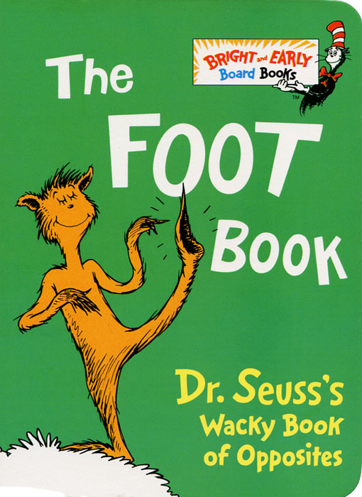 The Foot Book #1